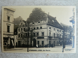 STARGARD              AM MARKT - Polonia