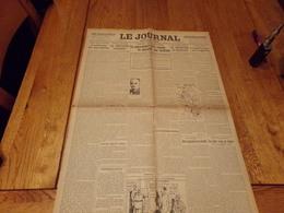WW1 Journal 1917 Edition De Paris - Old Paper