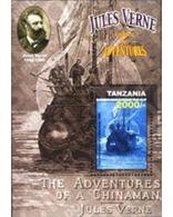 Ref. 189134 * MNH * - TANZANIA. 2005. JULES VERNE . JULIO VERNE - Tanzania (1964-...)