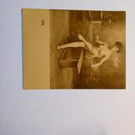 Photo Nu Artistique - érotique  N° X031 - Erotiek (...-1960)