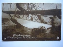 Avion / Airplane / Seaplane / ALBATROS / Wasserflugzeug - 1914-1918: 1ra Guerra