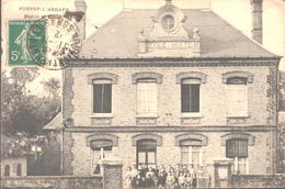 Forest L'abbaye Mairie Et Ecole - Autres Communes