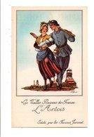 CHROMOS JAMMET - COSTUMES DES PROVINCES DE FRANCE - L'ARTOIS - Andere
