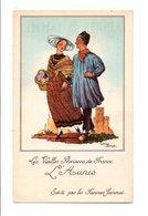 CHROMOS JAMMET - COSTUMES DES PROVINCES DE FRANCE - L'AUNIS - Andere