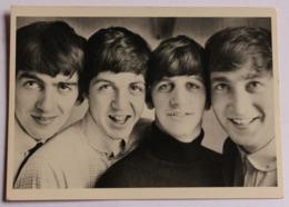 Carte Postale The Beatles 1964 Photograph By Norman Parkinson - Zangers En Musicus