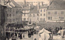 S3243 Cpa 70 Vesoul - Procession De La Fête Dieu - Vesoul