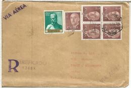 LAS PALMAS CANARIAS CC CERTIFIADA A USA 1964 - 1931-Hoy: 2ª República - ... Juan Carlos I