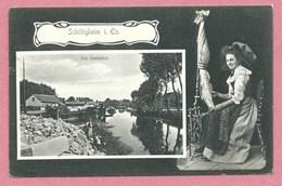 67 - SCHILTIGHEIM - Am Aarhafen - Port - Alsacienne - Rouet - Schiltigheim