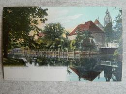 STARGARD             BLICK VOM WEIDENSTEG - Polonia