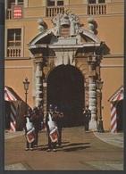 MONACO ENTREE PRINCIPALE DU PALAIS PRINCIER - Palacio Del Príncipe