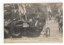 2 St.MARIABURG 1885.Antverpia.1910.- Het Rijtuig Der Jubilarissen-La Voiture Des Jubilaires - Antwerpen