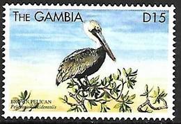 GAMBIA - MNH - 1999 : Brown Pelican  -  Pelecanus Occidentalis - Pellicani