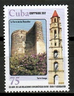 Cuba 2012 / Diplomatic Relations Azerbaijan MNH Relaciones Diplomáticas Azerbaiyán / Cu15213  32-7 - Cuba