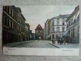 STARGARD                 PYRITZERSTRASSE - Polonia