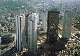 "1 AK Japan * The Environs Of New ""Shinjuku"" West Gate With Towering Buildings In Tokio - Luftbildaufnahme * - Tokyo"