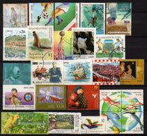 ARGENTINA : B086  -   Modern Lot  Of  25  Used Pieces - Argentina