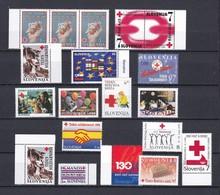 Slovenia - 1992/9  Year - Zwz Collection - MNH - Slovenia