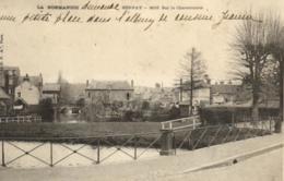 27 - Eure - Bernay - Sur La Charentonne - D 1254 - Bernay