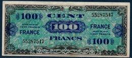 "FR Billet De 100 Fr  Type Verso ""France""   Sans N° De Série - 1945 Verso Francia"