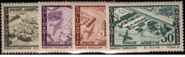 Marocco - 1954 - Nuovo/new MNH - Solidarite - Mi N. 368/71 - Neufs