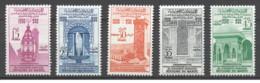 Marocco - 1960 - Nuovo/new MNH - Karauin - Mi N. 464/58 - Marocco (1956-...)