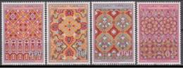 Marocco - 1968 - Nuovo/new MNH - Arte - Mi N. 624/27 - Marocco (1956-...)