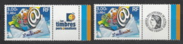 Francia - 2000 - Nuovo/new MNH - Anniversaire - Mi N. 3505+zf - France