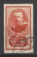 Marocco - 1935 - Usato/used - Marschall Lyautey - Mi N. 123 - Gebruikt