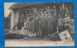TONKIN - TROUBLES DE SEPTEMBRE 1908 - LA PETITE FILLE DE  DÉ-THAM CA RINH - PIRATES EN ARRESTATION... - Vietnam