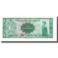 Billet, Paraguay, 1 Guarani, L.1952, KM:193a, NEUF - Paraguay