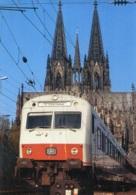 Regionalzug Der DK In Köln Nach Bergisch Gladbach, Ungelaufen - Trains