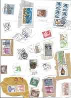 LOT TIMBRES ALLEMAGNE -deutschland - Briefmarken