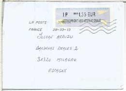 FRANCIA CC CON ETIQUETA ATM LABEL IP - Francia