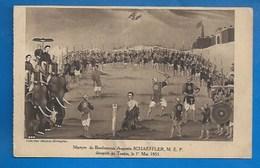 TONKIN - LA DÉCAPITATION DU PRETRE AUGUSTIN SCHAEFFLER LE 1er MAI 1851 - Vietnam