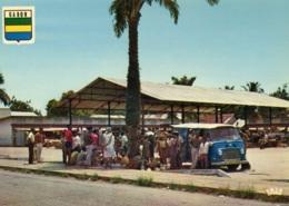 Renault Estafette,Port-Gentil,Gabon/Gabun, Ungelaufen - Passenger Cars