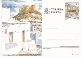 España Entero Postal Nº 150 MUESTRA - Enteros Postales