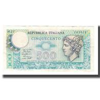 Billet, Italie, 500 Lire, 1974, 1974-02-14, KM:94, SUP - [ 2] 1946-… : Repubblica