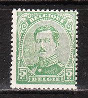 137A**  Emission De 1915 - MNH** - LOOK!!!! - 1915-1920 Albert I