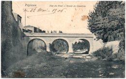 11 PEPIEUX - Vue Du Pont - Route De Cesseras - France