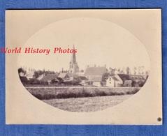 Photo Ancienne Avant 1900 - COUTURE Sur LOIR ( Loir Et Cher ) - Vue Du Village - Eglise - Prés Poncé Ruillé Sougé - Photos