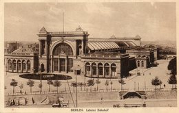 BERLIN - Lehrter Bahnhof - Ohne Zuordnung