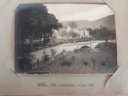 Aveyron, Millau, Fête D'aviation, 1913. - Trains