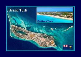 Turks And Caicos Grand Turk Island New Postcard - Turques-et-Caïques (Iles)