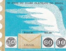 Brasil HB 46 - Hojas Bloque