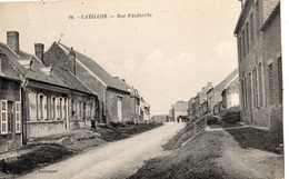 CATILLON-SUR-SAMBRE RUE FAIDHERBE - France