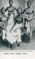 SIRRA LEONE - VG Ethnic - Bondu Girls - Sierra Leone