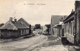 CATILLON-SUR-SAMBRE RUE PASTEUR - France