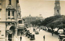 SOUTH AFRICA -  RPPC Gardiner Street DURBAN - Excellent Old Cars Etc - Afrique Du Sud