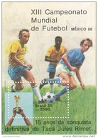 Brasil Hb 67 - Hojas Bloque