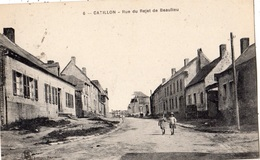 CATILLON-SUR-SAMBRE RUE DU REJET DE BEAULIEU - France